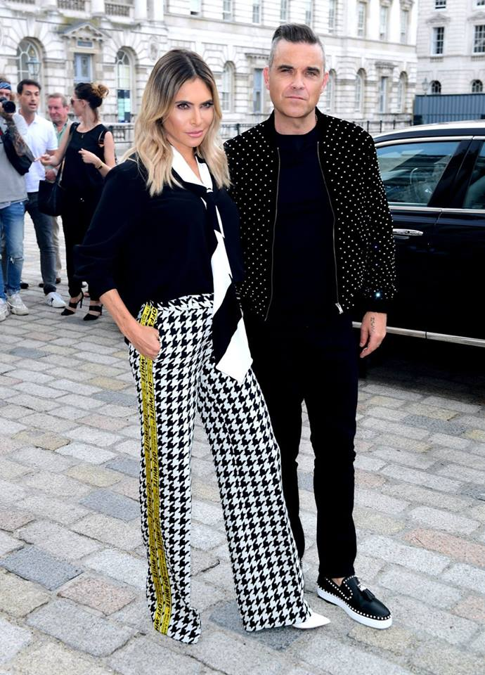 Robbie Williams with his wife named as new X Factor UK judges