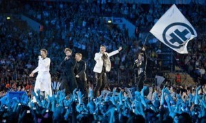 Take That Tour, Progress Live 2011 - Wembley Stadium