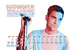 kalendarz Robbie Williams
