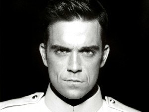 Robbie Williams Wallpaper @ go4celebrity.com