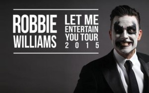 Let Me Entertain You Tour 2015