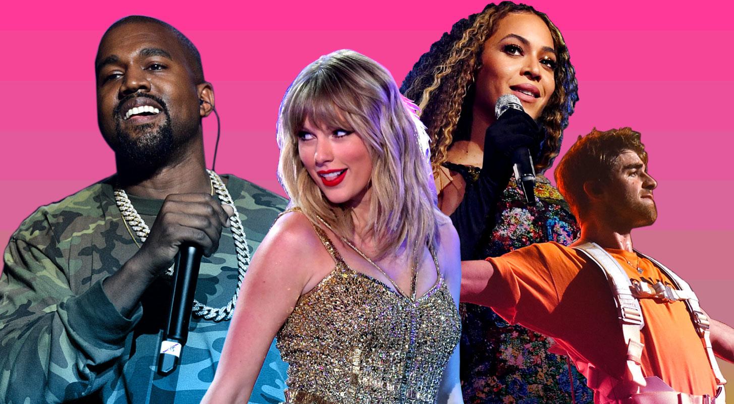 Najlepiej zarabiający muzycy 209 Forbes