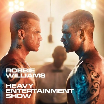 Robbie Williams Heavy Entertainment Show
