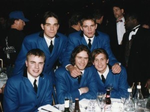 Take That na Brit Awards 1994