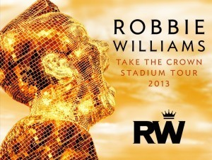 Robbie Williams Take The Crown Stadium TOur